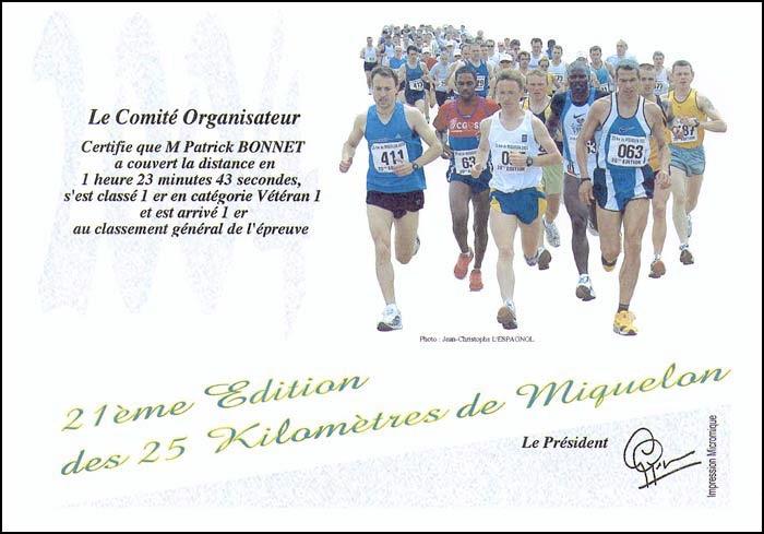Diplôme 2004