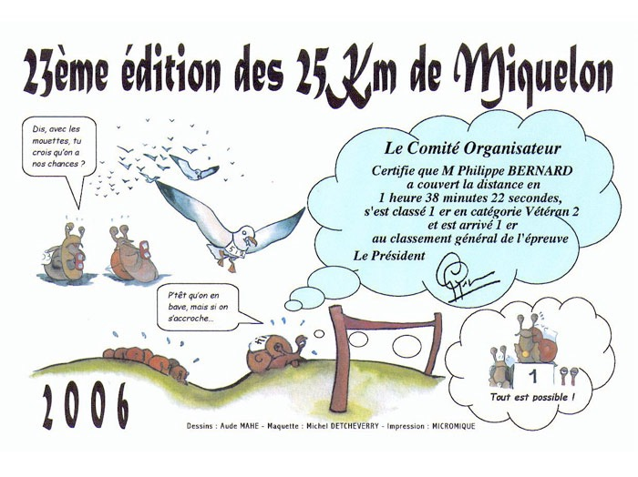 Diplôme 2006