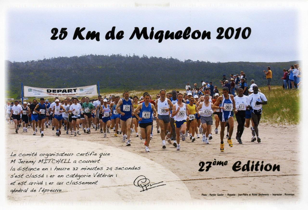 Diplôme 2010