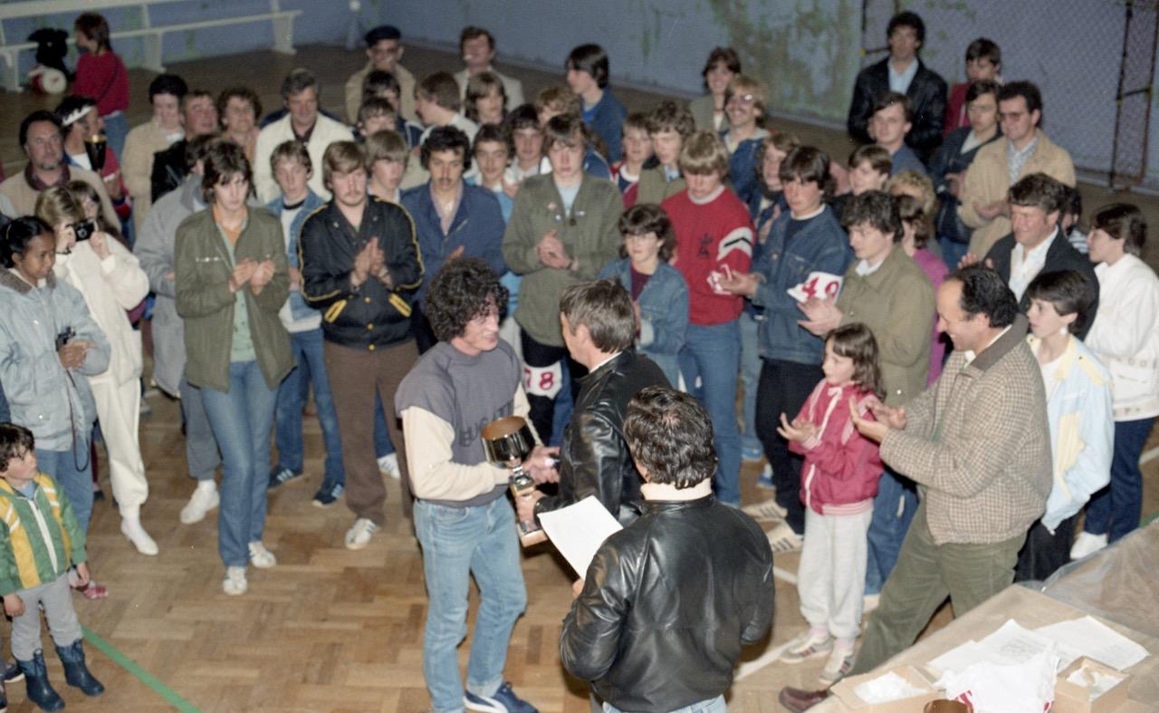 1984 - remise des récompenses...