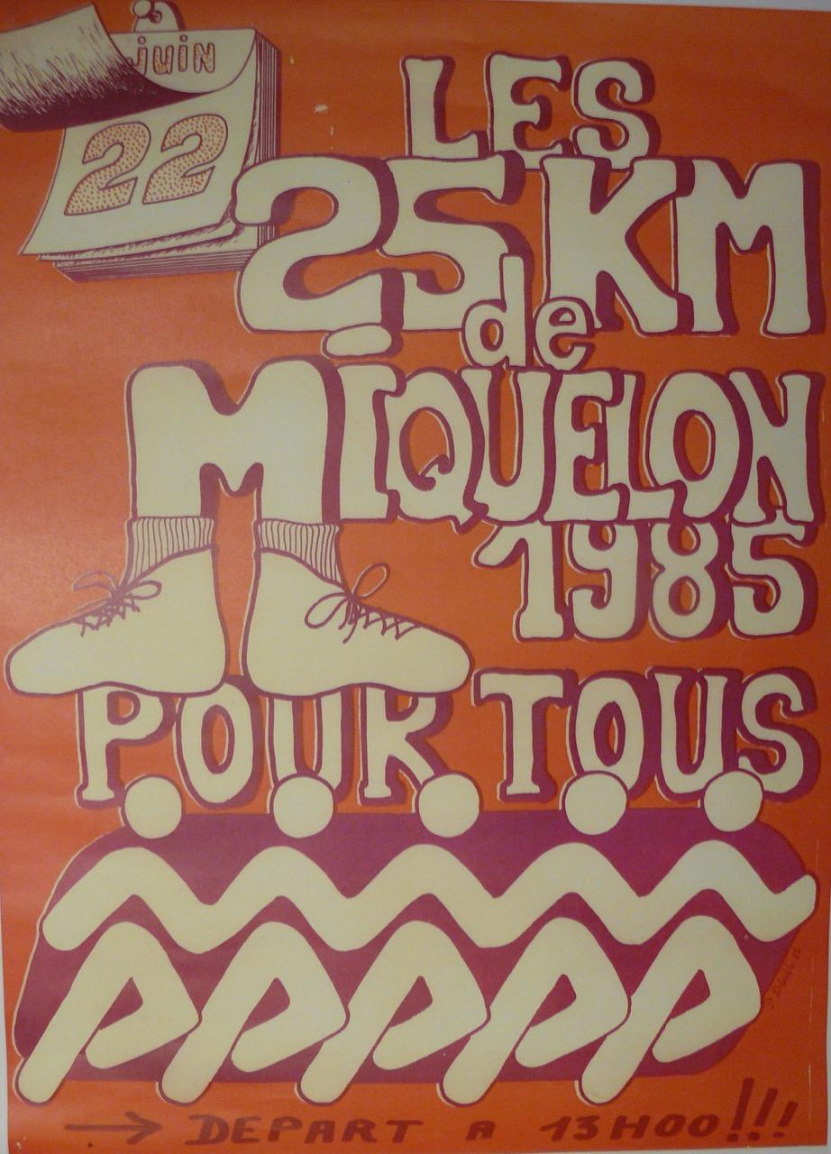 Affiche 1985